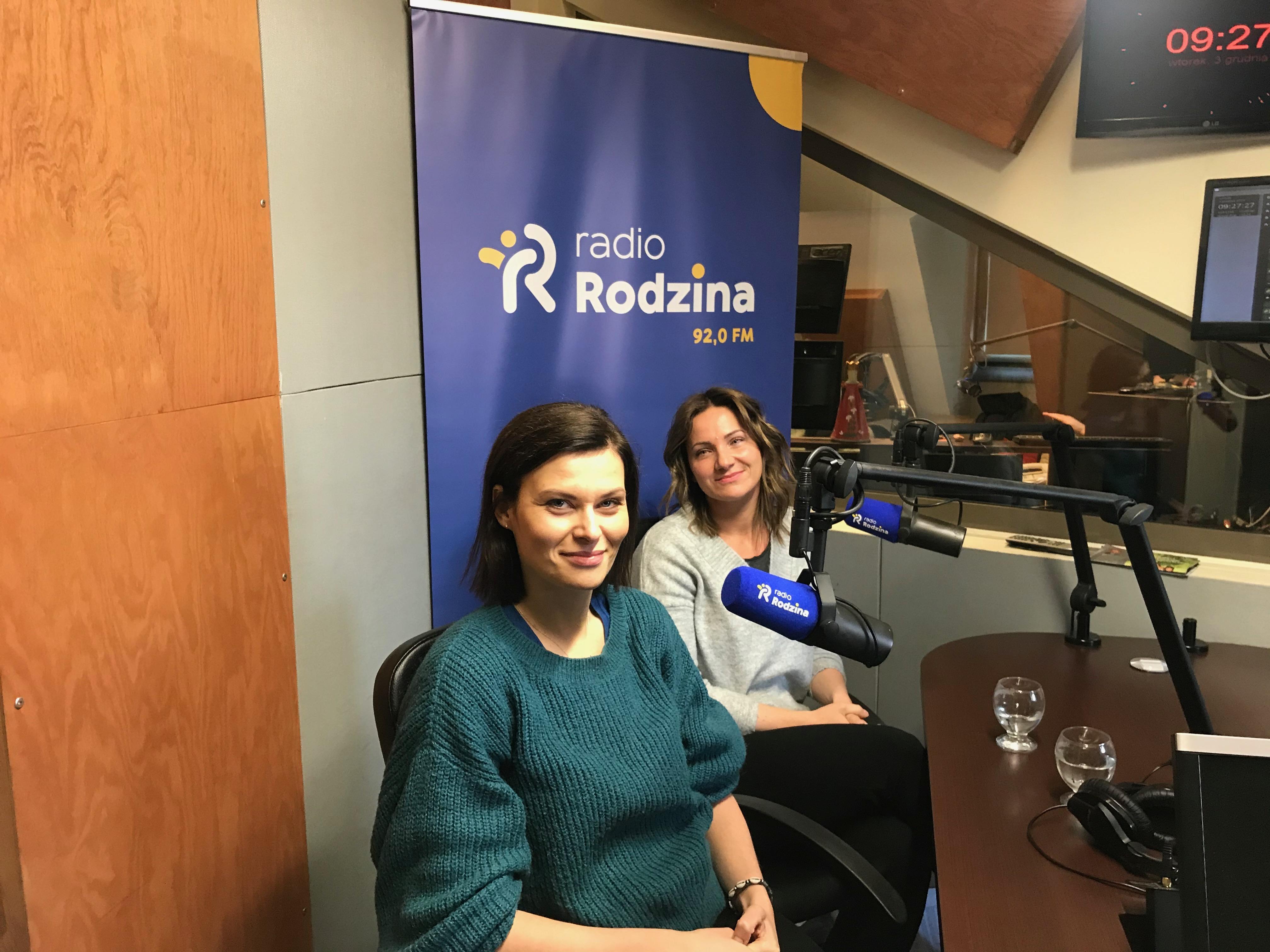 Wywiad w Radio Rodzina
